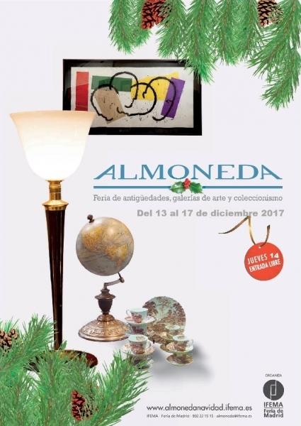 FERIA DE ANTIGÜEDADES DE ALMONEDA
