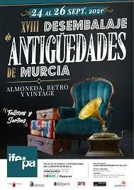 FERIA DE ANTIGUEDADES EN TORREPACHECO, MURCIA