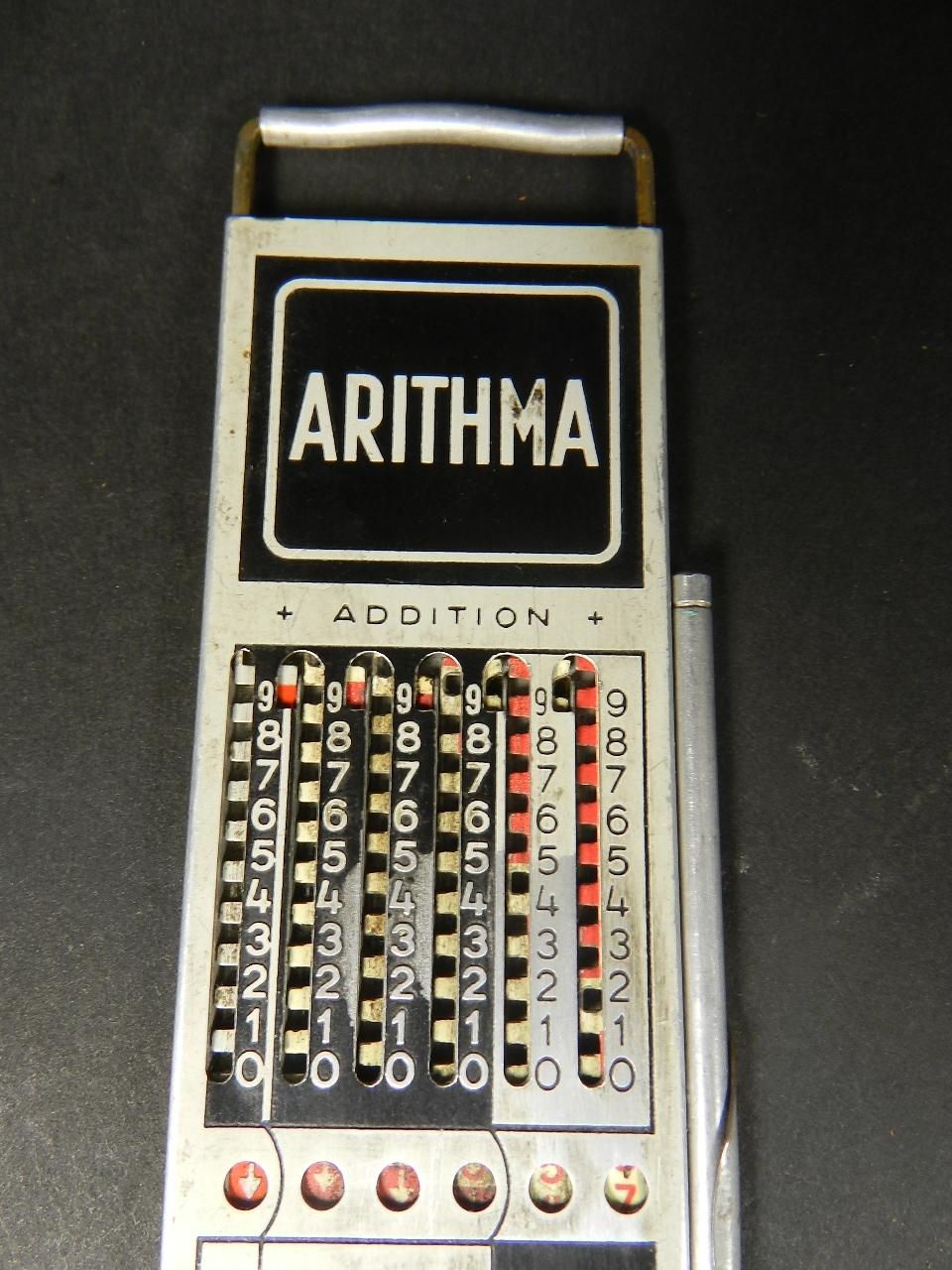 Imagen ARITHMA AÑO 1950 35813