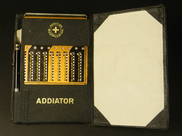ADDIATOR  AÑO 1950