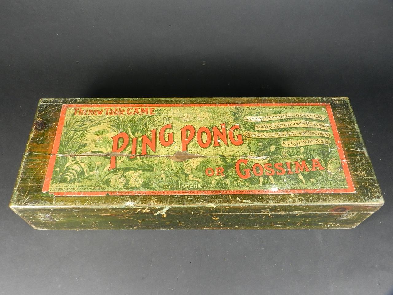 Imagen JUEGO DE PING PONG  36317