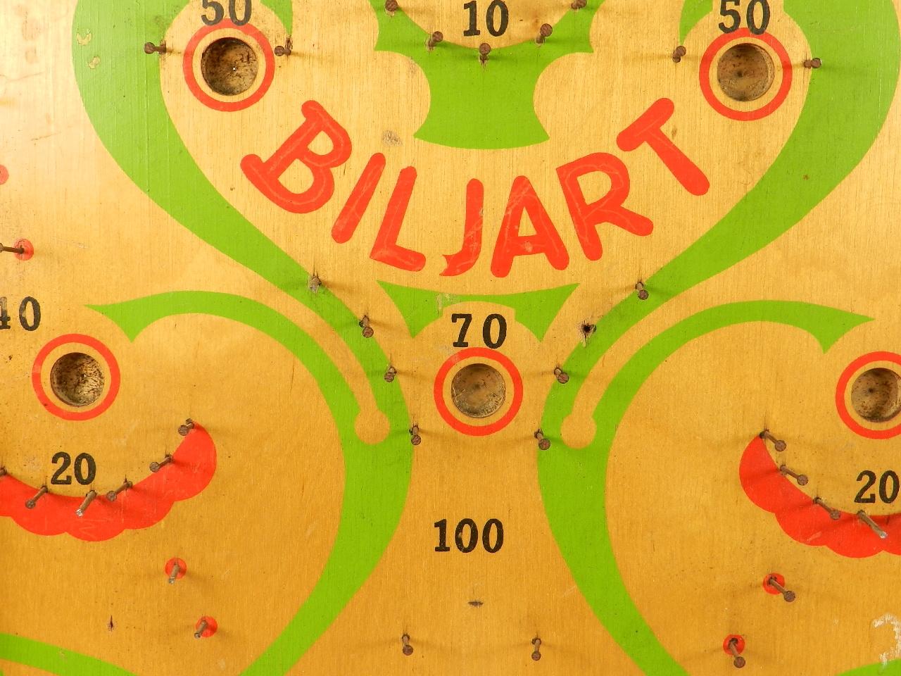 Imagen JUEGO WIKO BILJART DE BOLAS 1940 36705
