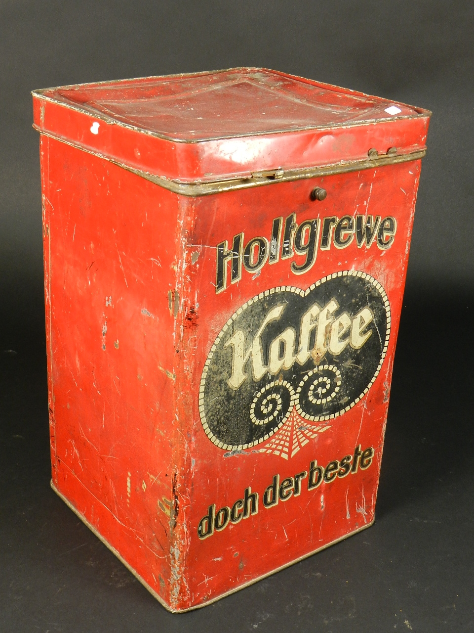 Imagen LATA DE CAFÉ AÑO 1920 36999