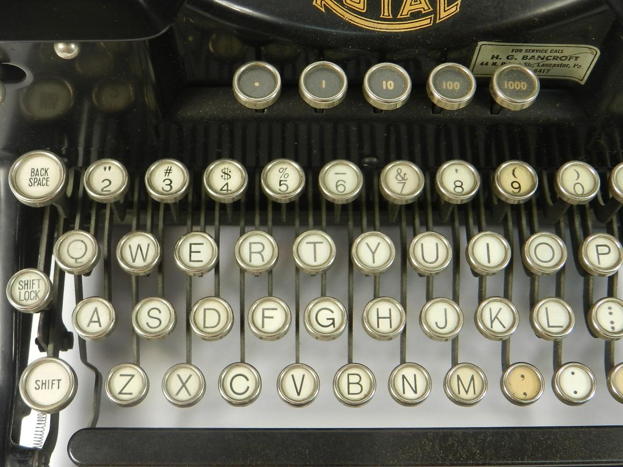 Imagen ROYAL SX  AÑO 1930 37332