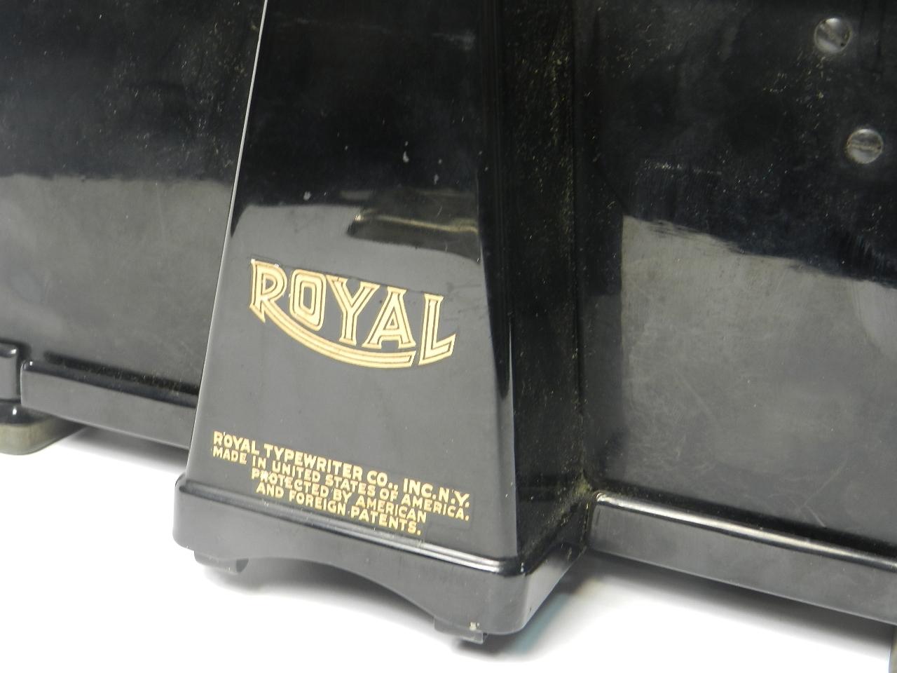 Imagen ROYAL SX  AÑO 1930 37335