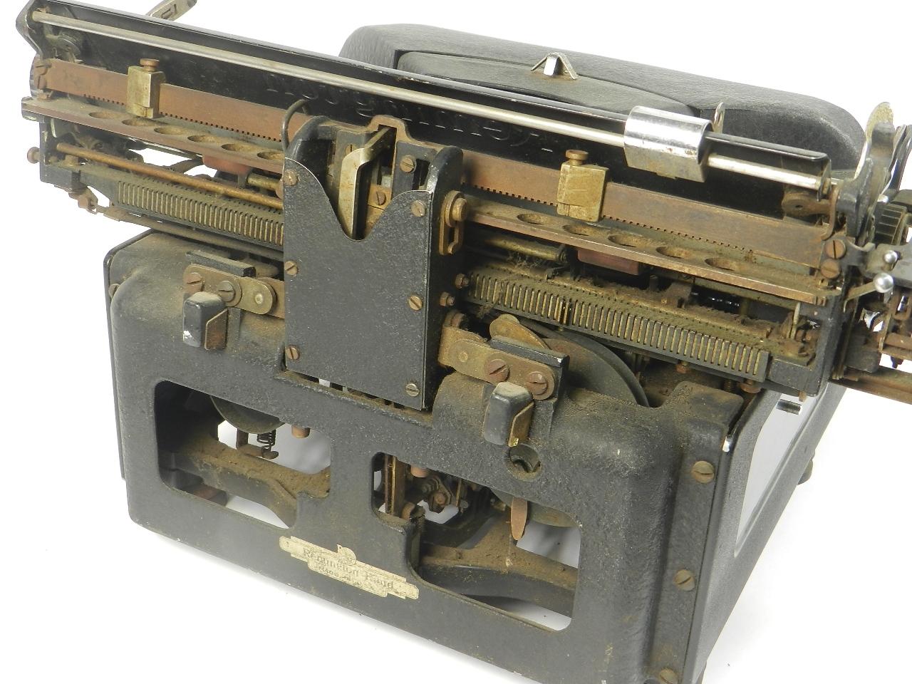 Imagen REMINGTON Nº11 SPEED STROCKE AÑO 1936 37345