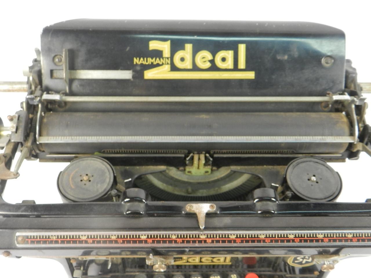 Imagen NAUMANN IDEAL MODELO D  AÑO 1933 37354