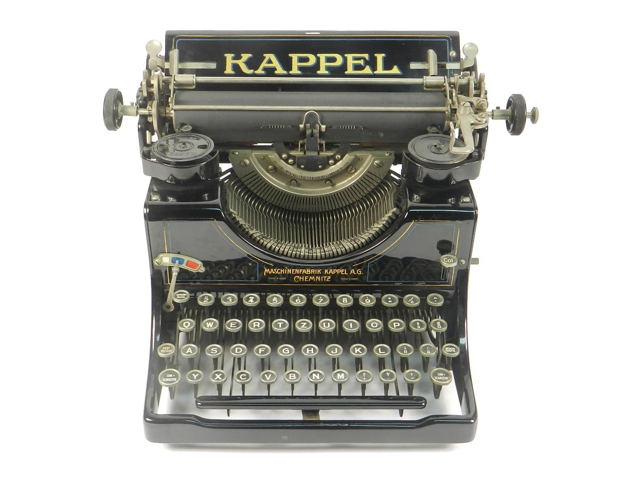 Imagen KAPPEL M2  AÑO 1923 37357