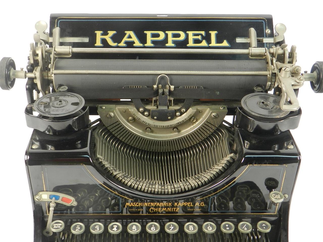 Imagen KAPPEL M2  AÑO 1923 37360