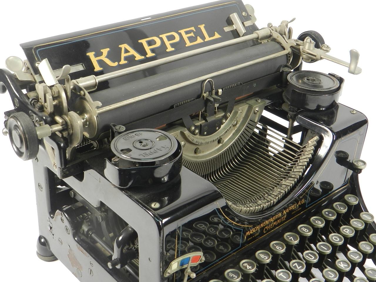 Imagen KAPPEL M2  AÑO 1923 37363