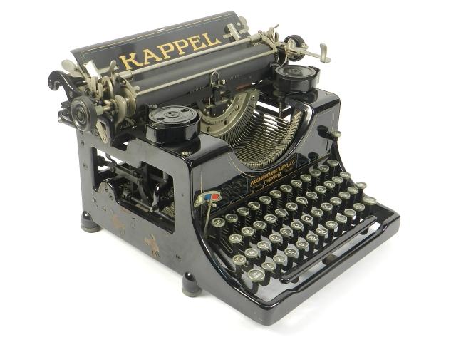 KAPPEL M2  AÑO 1923