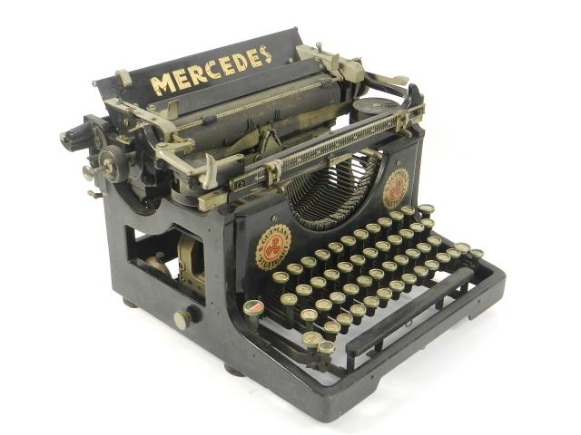 MERCEDES Nº3 AÑO 1911