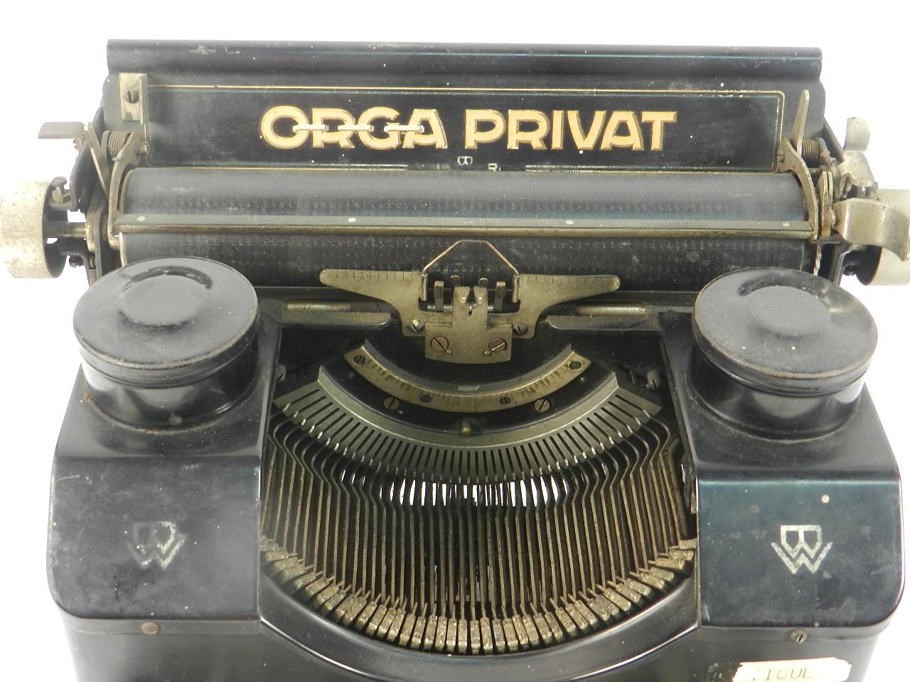 Imagen ORGA PRIVAT Nº2  AÑO 1923 37396