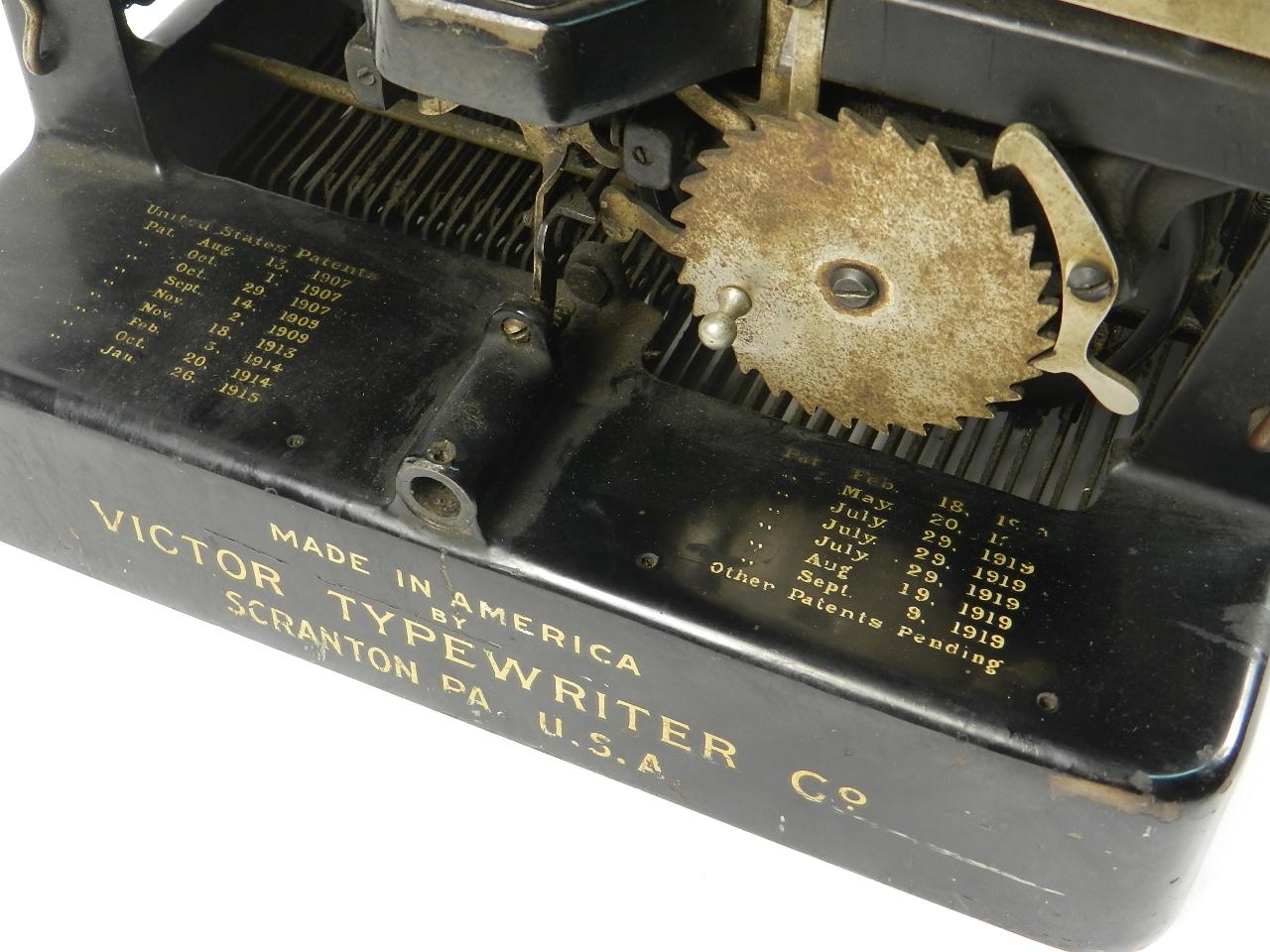 Imagen VICTOR Nº10  AÑO 1920 37405