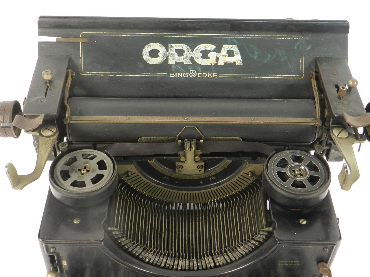 Imagen ORGA Nº9  AÑO 1936 37431