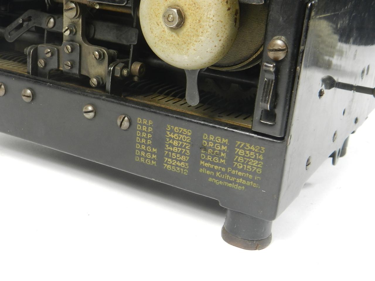 Imagen ORGA Nº9  AÑO 1936 37434
