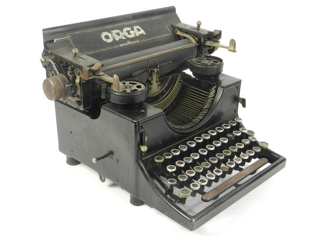 ORGA Nº9  AÑO 1936