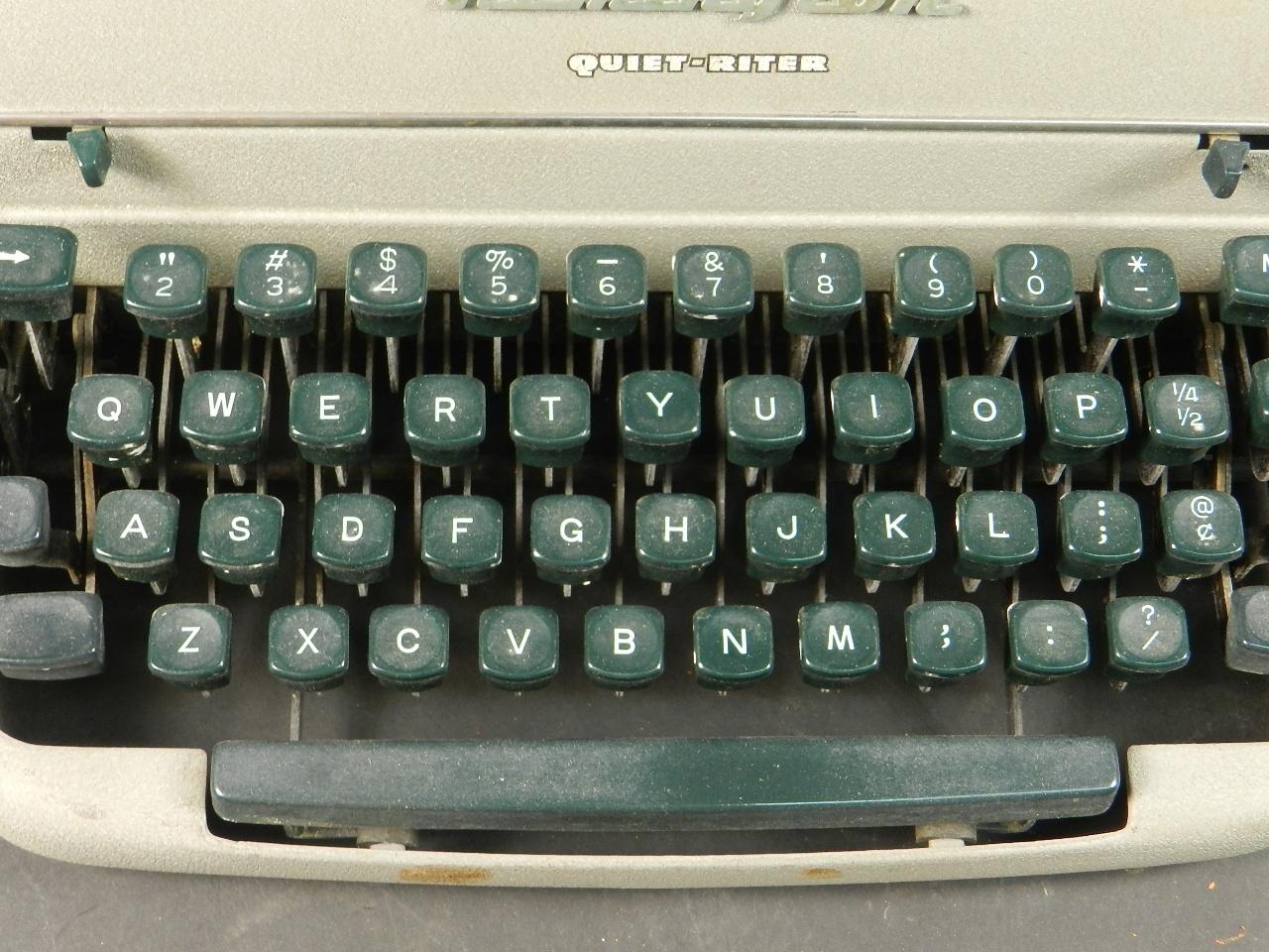 Imagen REMINGTON QUIET RITER AÑO 1950 37475