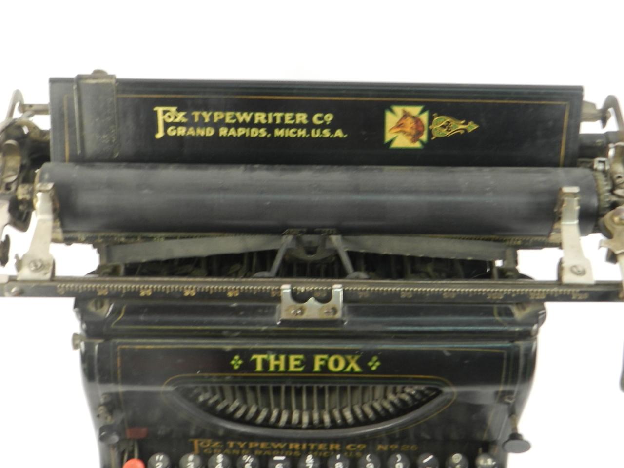 Imagen FOX Nº26  AÑO 1910 37516