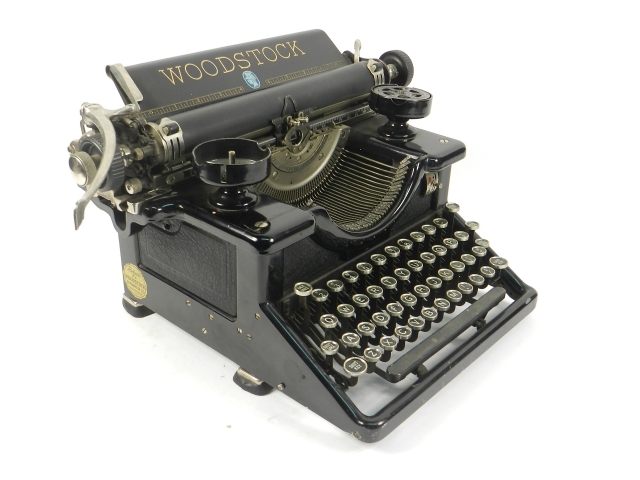 WOODSTOCK  Nº5 AÑO 1925