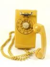 TELEFONO DE PARED  ITT AÑO 1960
