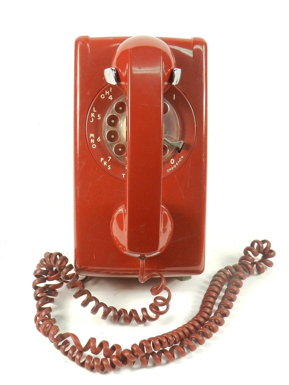 Imagen TELEFONO WESTERN ELECTRIC AÑO 1960 37651