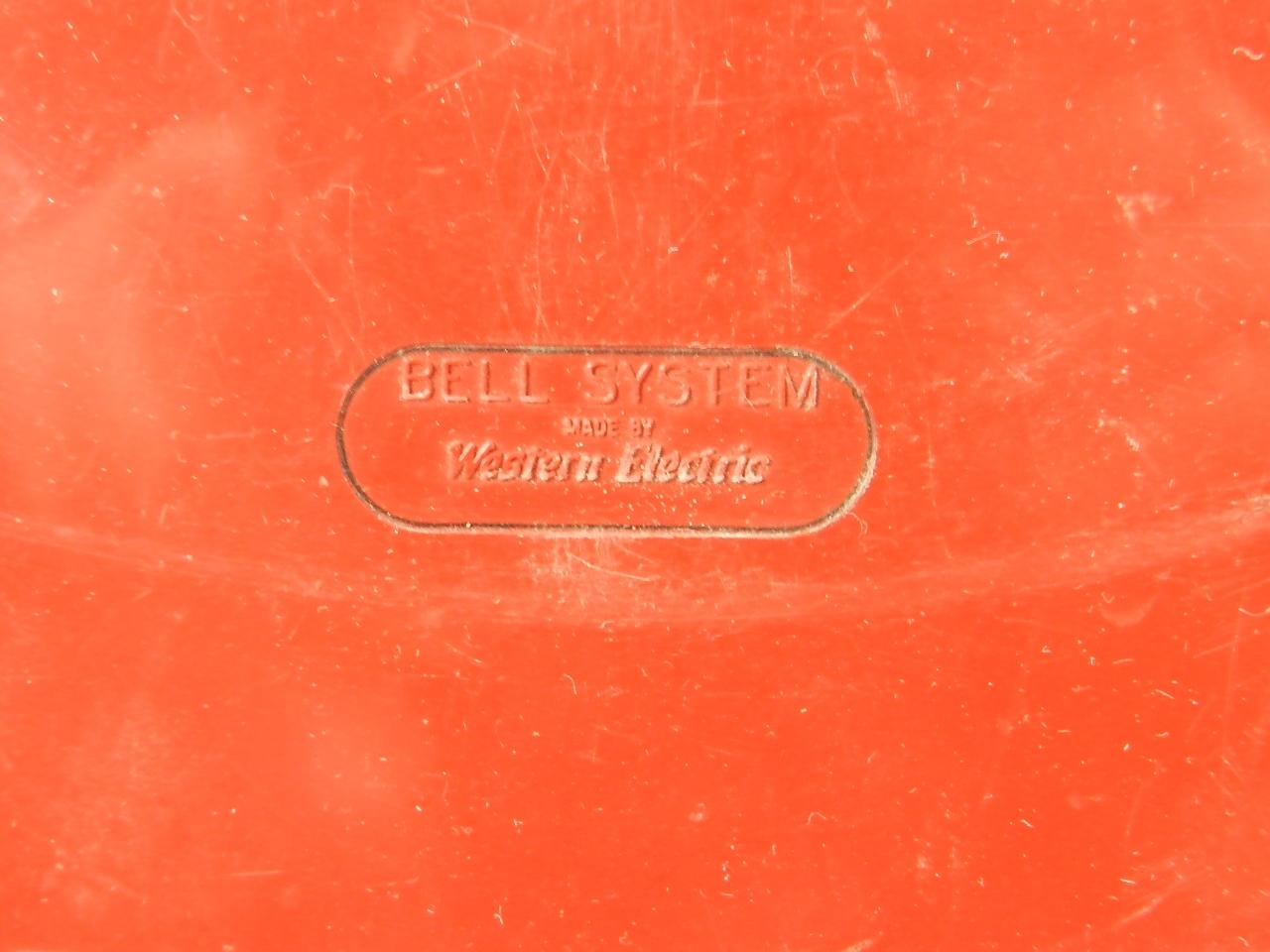 Imagen TELEFONO WESTERN ELECTRIC AÑO 1960 37653