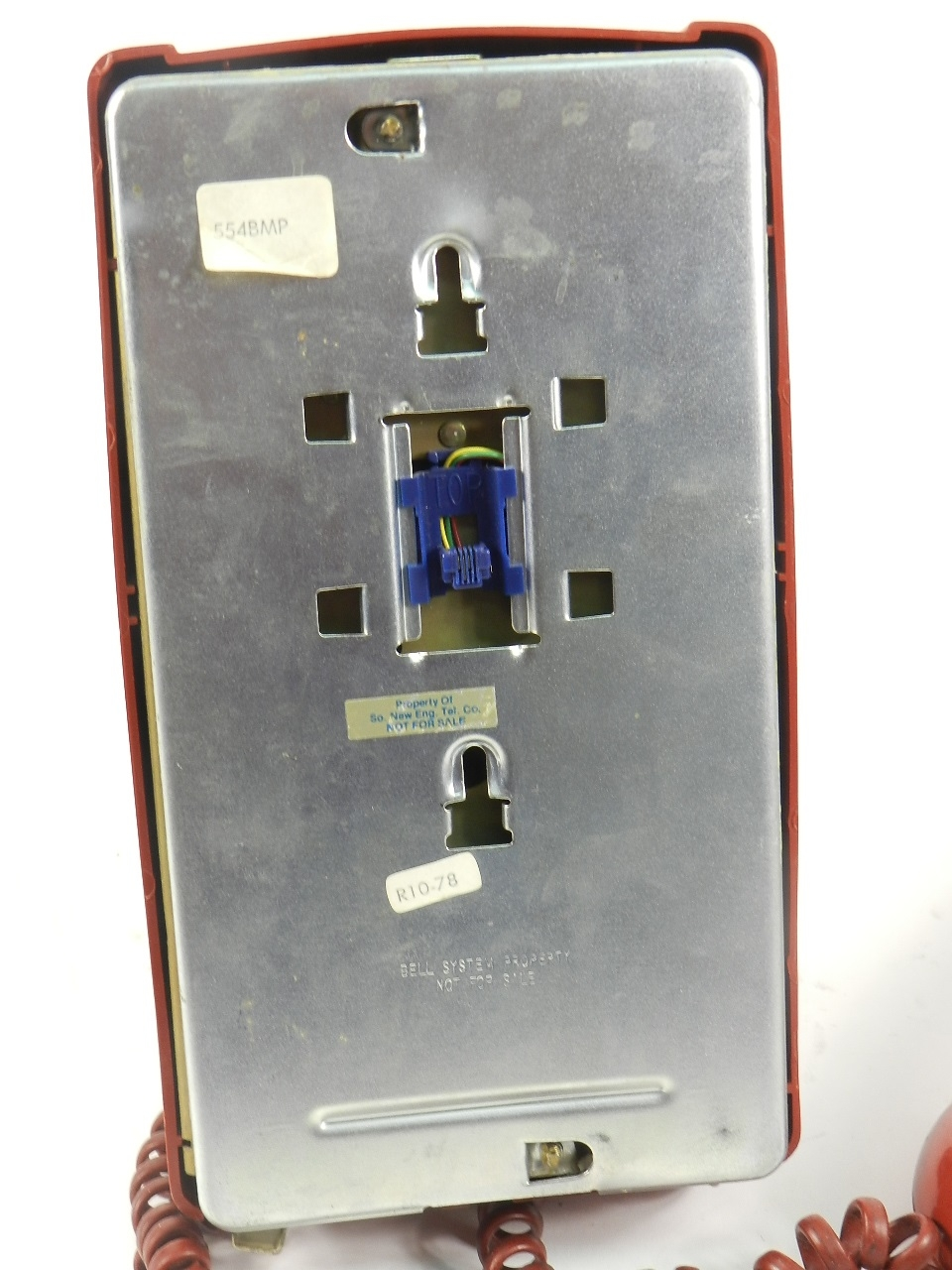 Imagen TELEFONO WESTERN ELECTRIC AÑO 1960 37654