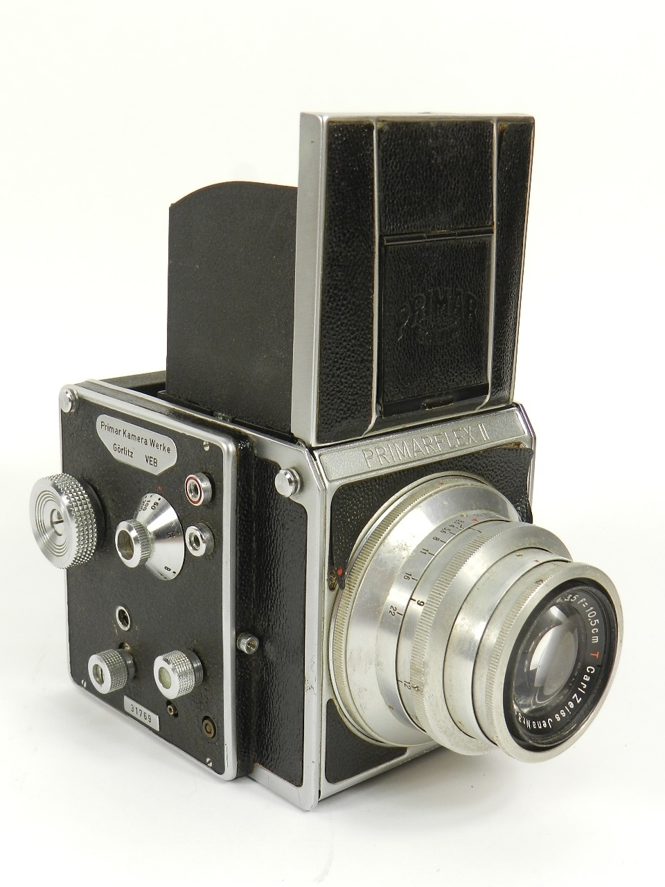 Imagen PRIMARFLEX II  AÑO 1952 37695