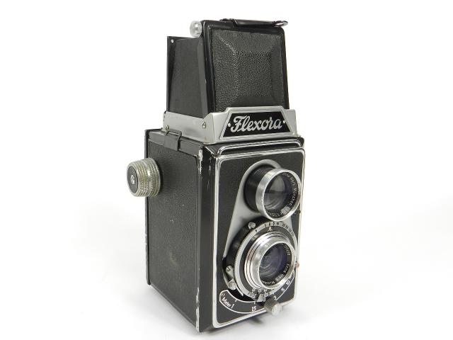 CAMARA TLR FLEXORA AÑO 1952