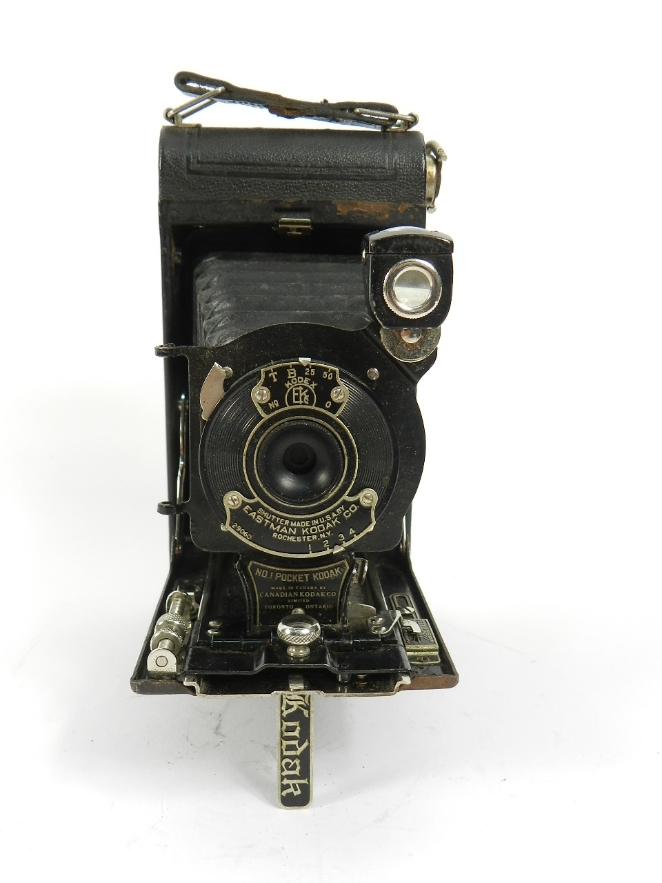 Imagen KODAK POCKET Nº1 AÑO 1922 37755
