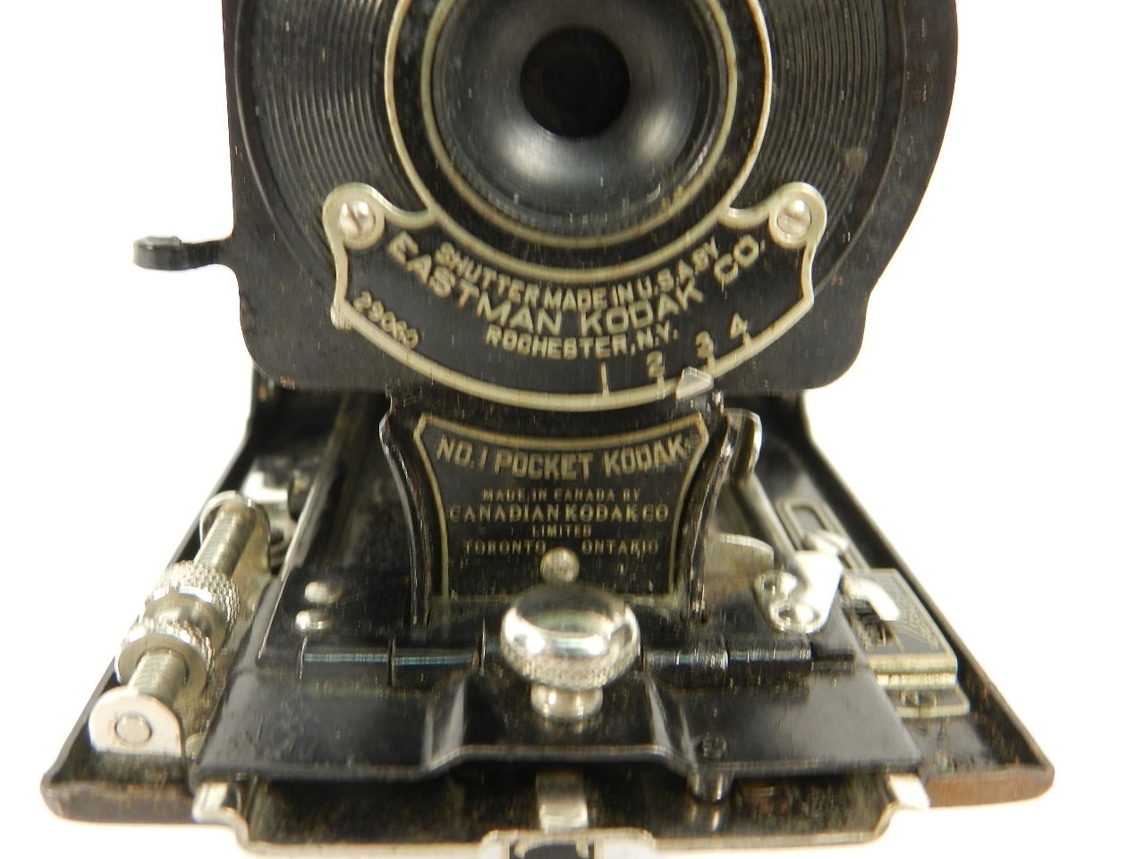 Imagen KODAK POCKET Nº1 AÑO 1922 37756