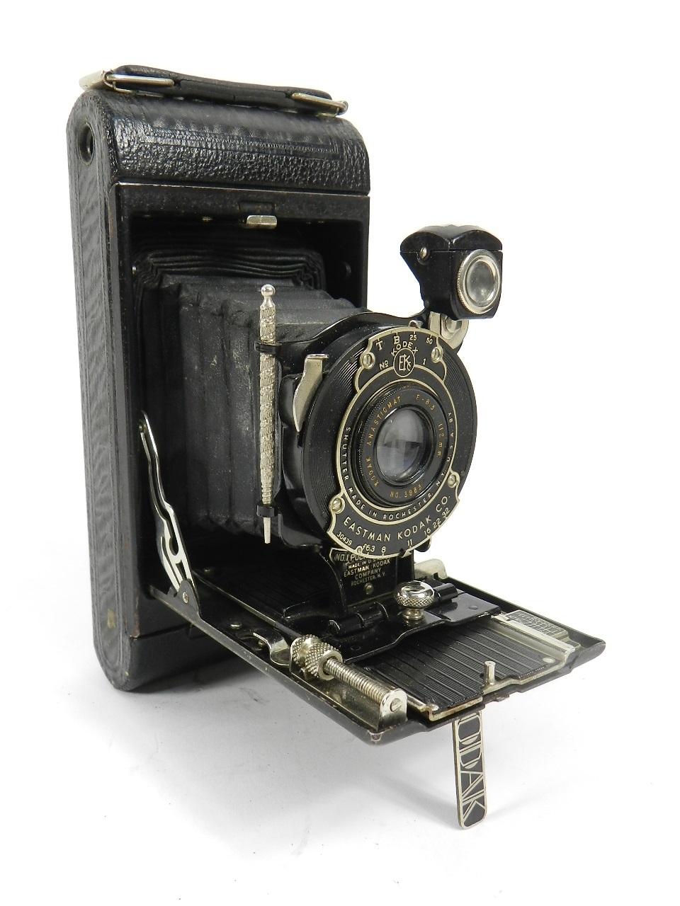 Imagen KODAK POCKET Nº1 AÑO 1922 37759