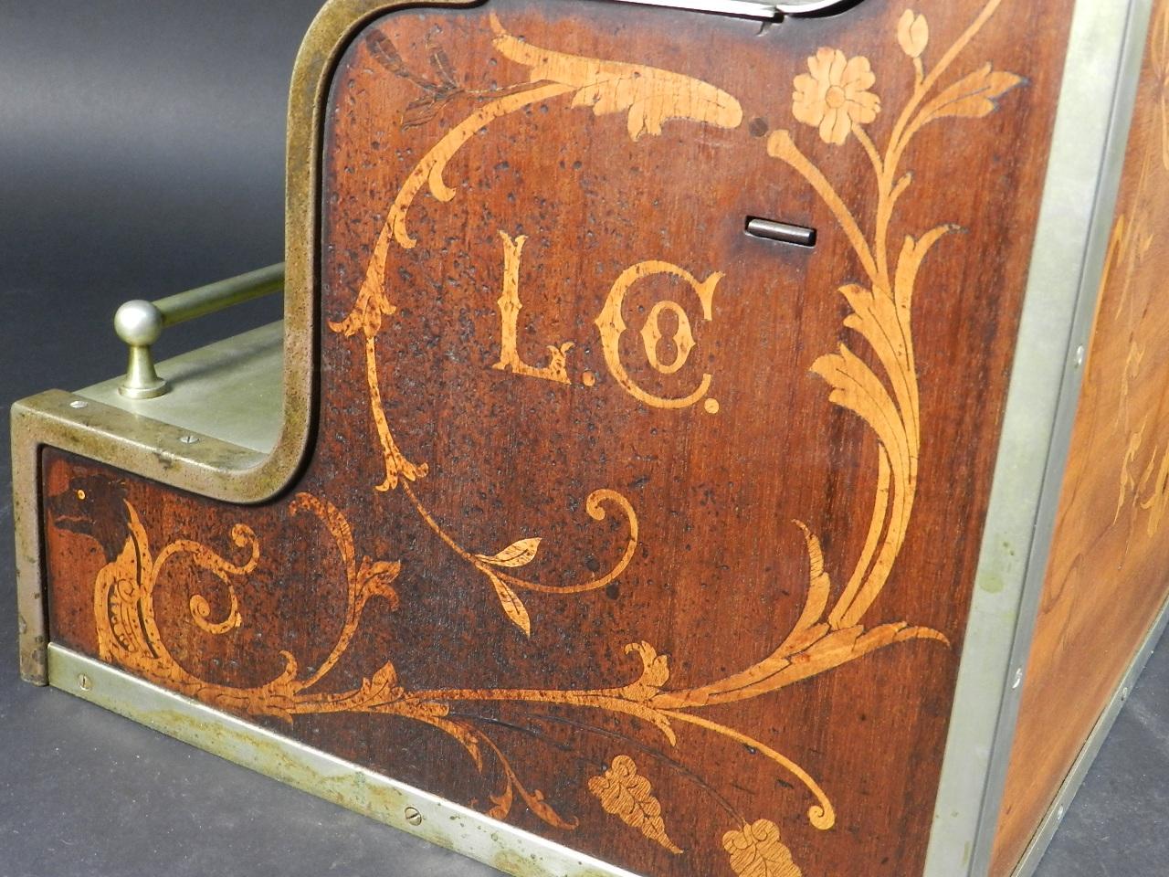 Imagen REGISTRADORA LAMSON Mod.10  AÑO 1895 37854