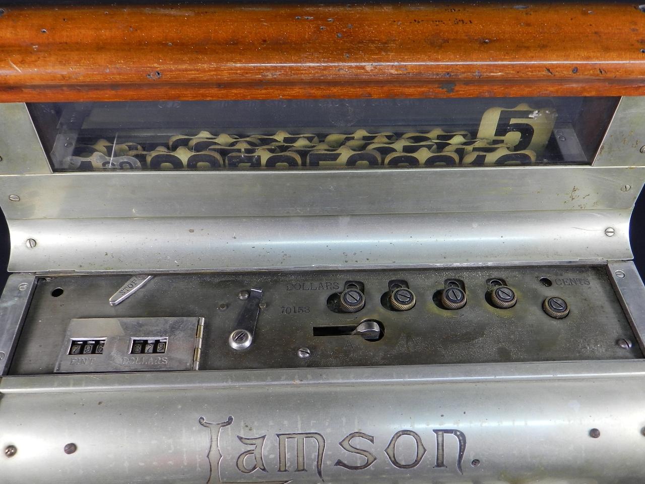 Imagen REGISTRADORA LAMSON Mod.10  AÑO 1895 37858