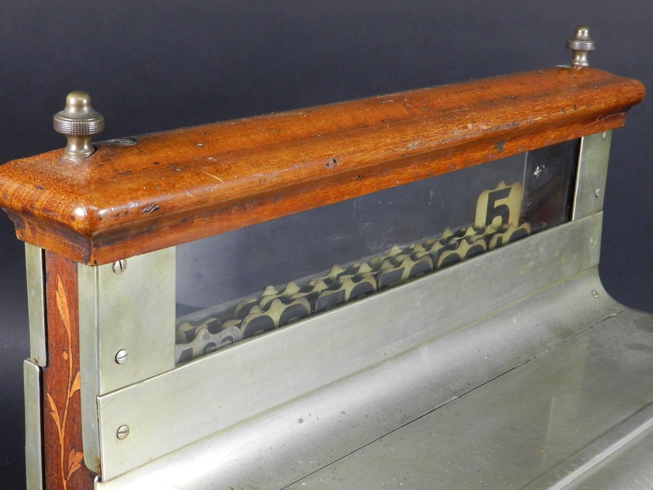 Imagen REGISTRADORA LAMSON Mod.10  AÑO 1895 37846