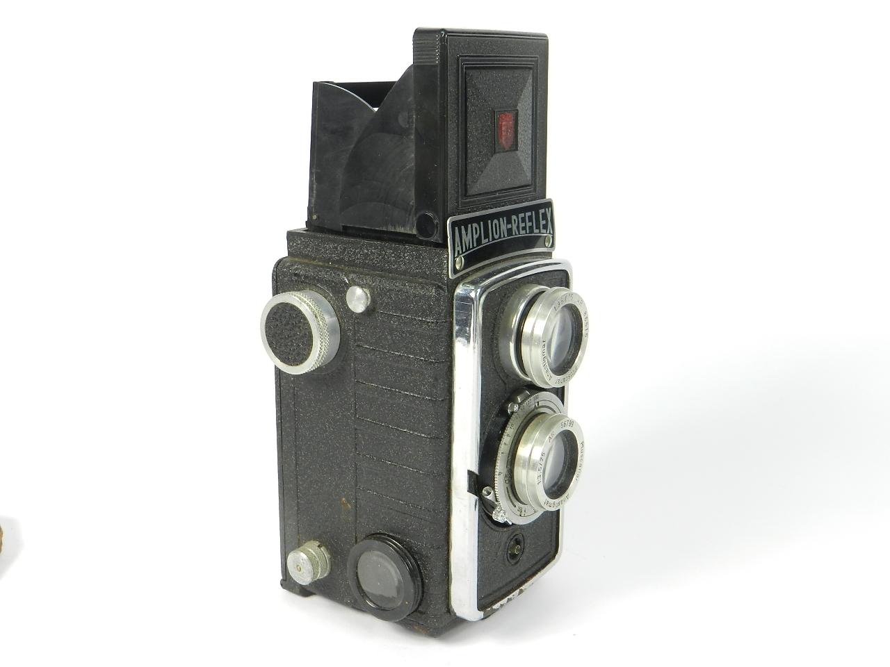 Imagen AMPLION REFLEX AÑO 1950 37902