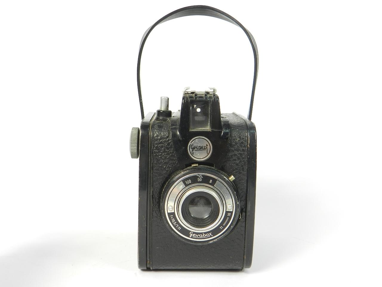 Imagen GEVAERT GEVABOX AÑO 1950 37904