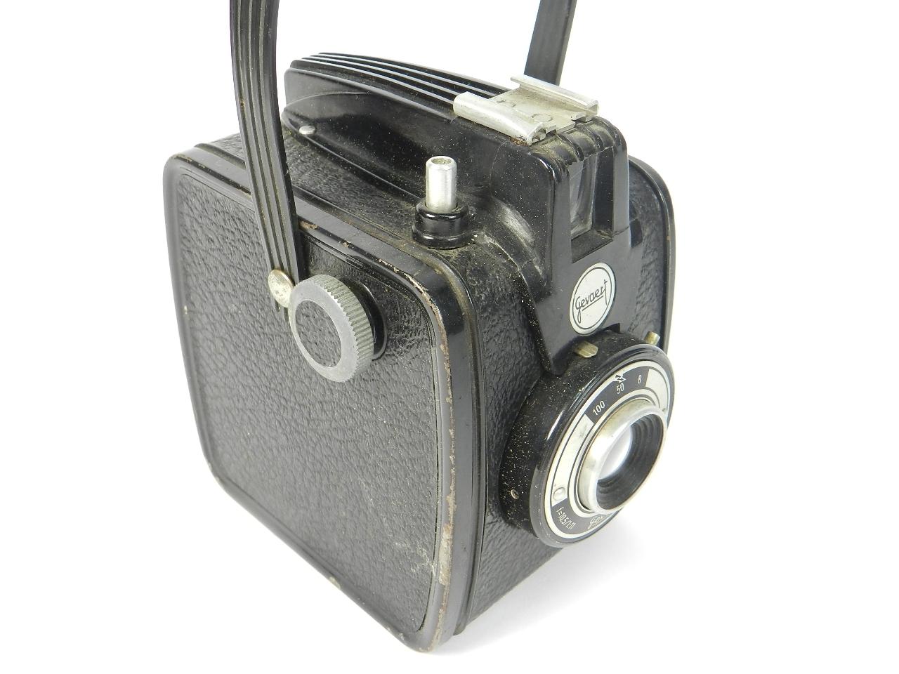 Imagen GEVAERT GEVABOX AÑO 1950 37905