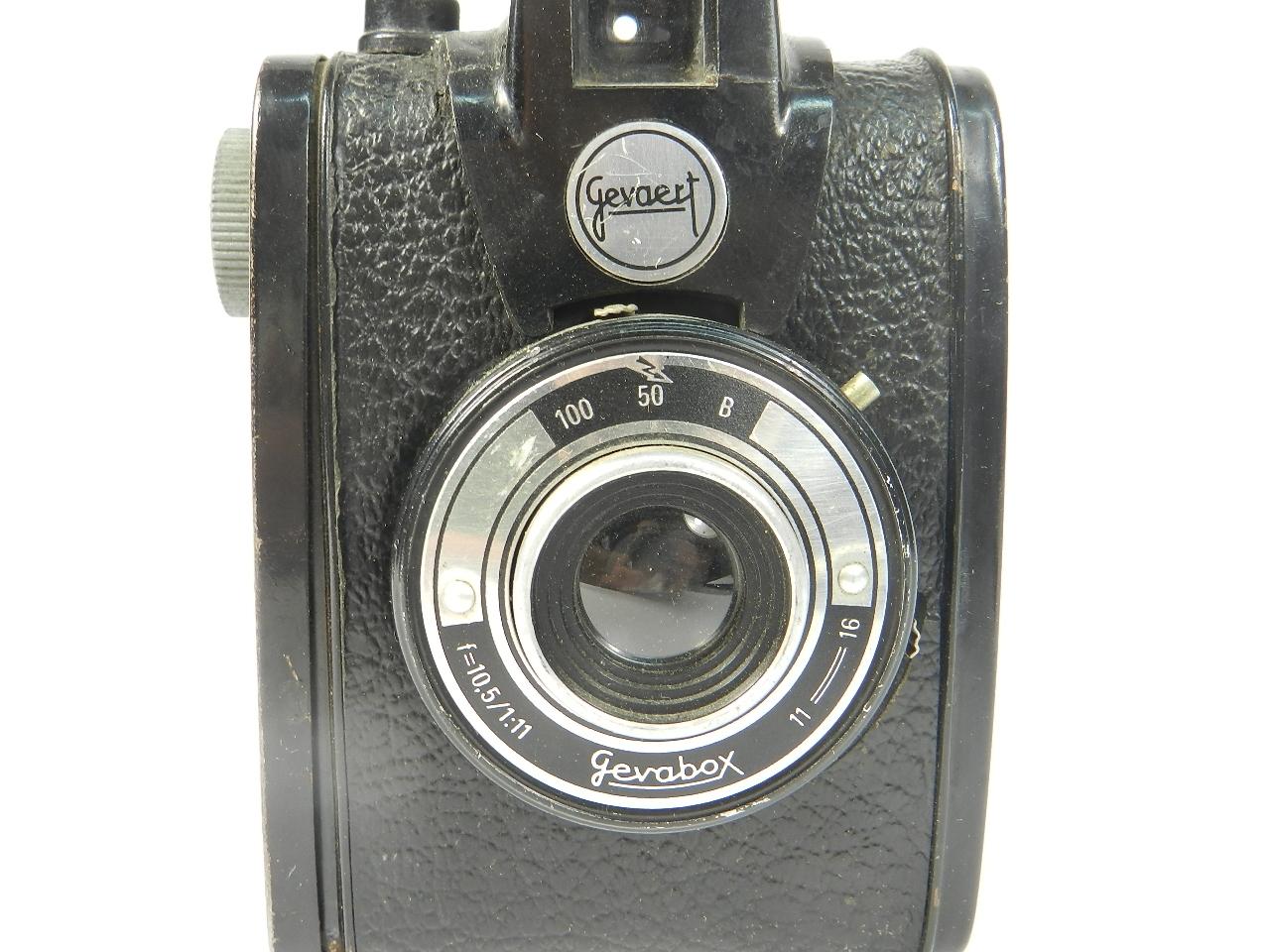 Imagen GEVAERT GEVABOX AÑO 1950 37907