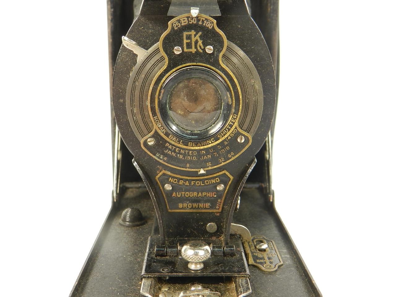 Imagen KODAK Nº2A FOLDING AÑO 1917 37939