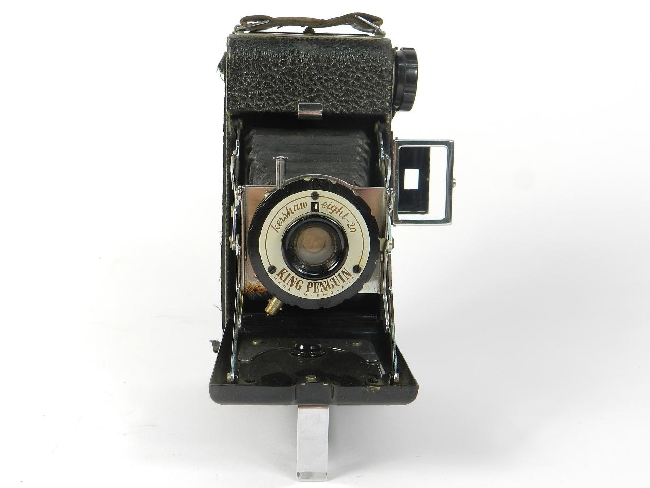 Imagen KERSHAW EIGHT-20 PENGUIN  AÑO 1940 37943