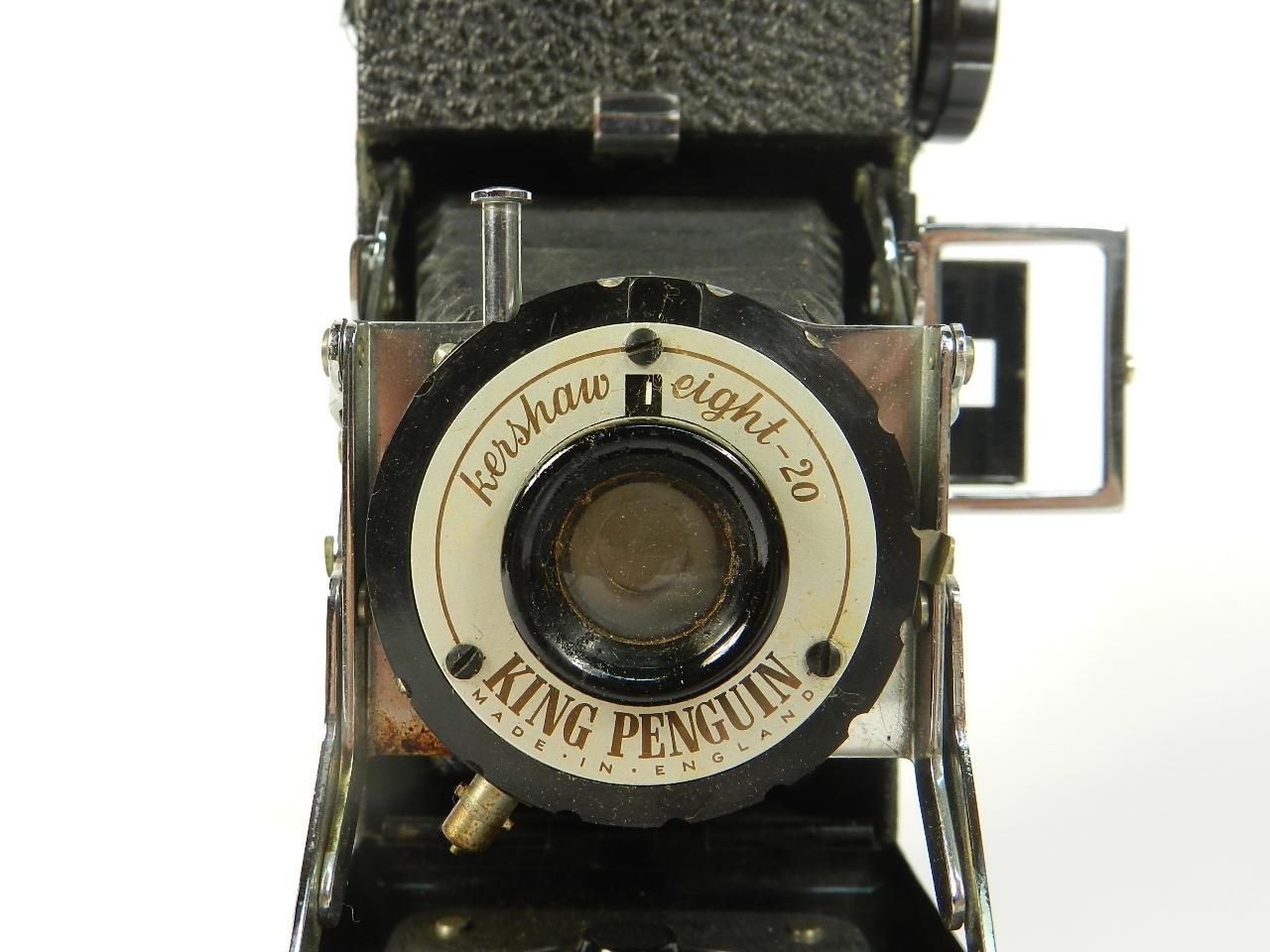 Imagen KERSHAW EIGHT-20 PENGUIN  AÑO 1940 37944