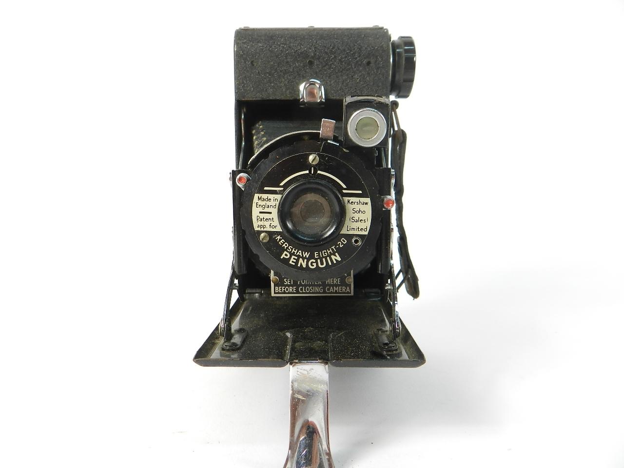 Imagen KERSHAW EIGHT-20 PENGUIN  AÑO 1946 38014