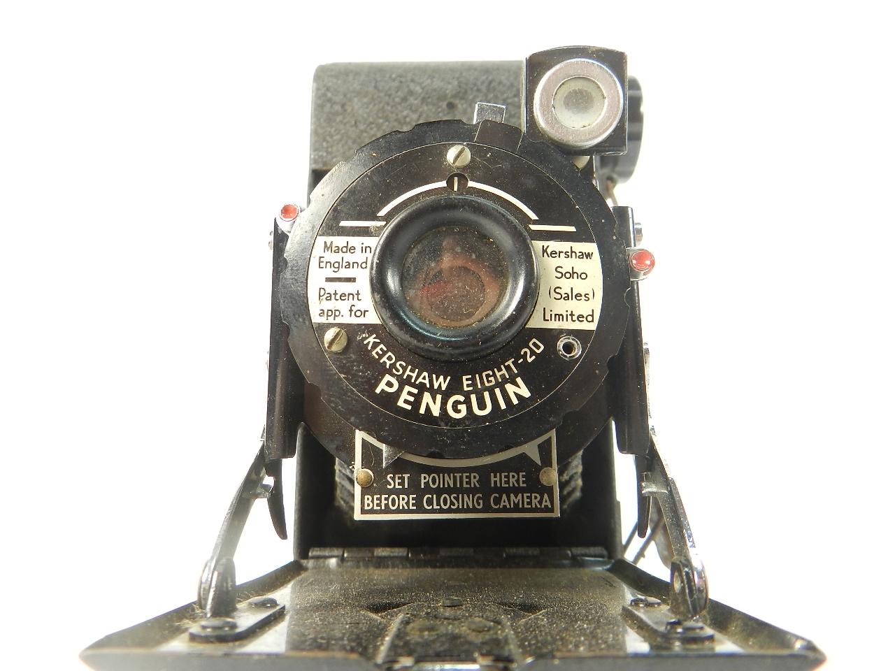 Imagen KERSHAW EIGHT-20 PENGUIN  AÑO 1946 38015