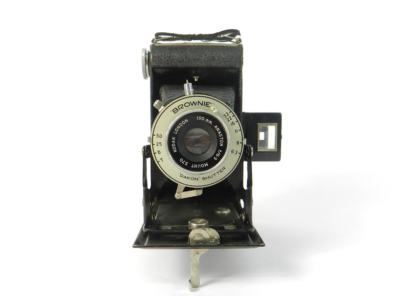 Imagen KODAK SIX 20 FOLDING BROWNIE AÑO 1940 38018