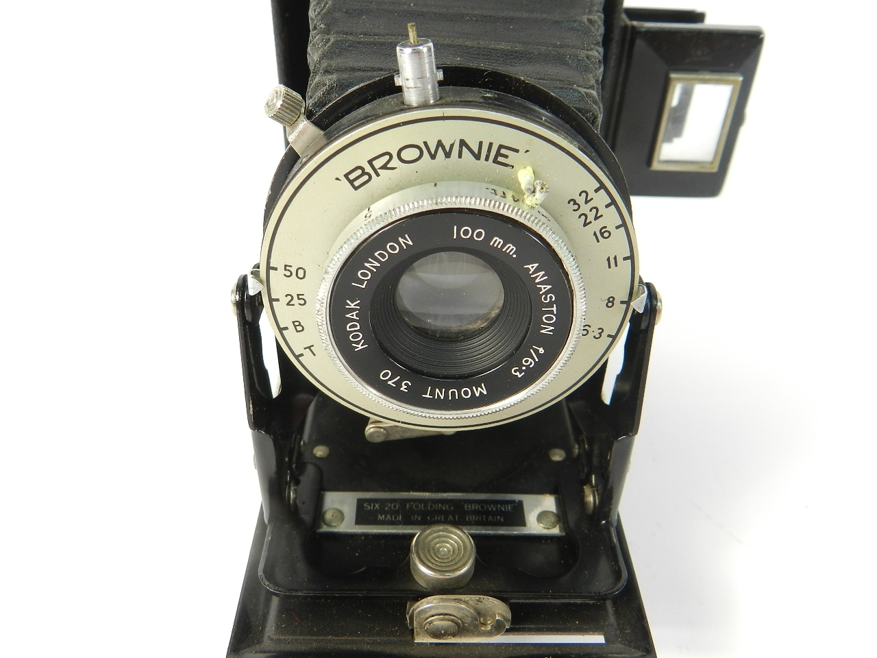 Imagen KODAK SIX 20 FOLDING BROWNIE AÑO 1940 38019