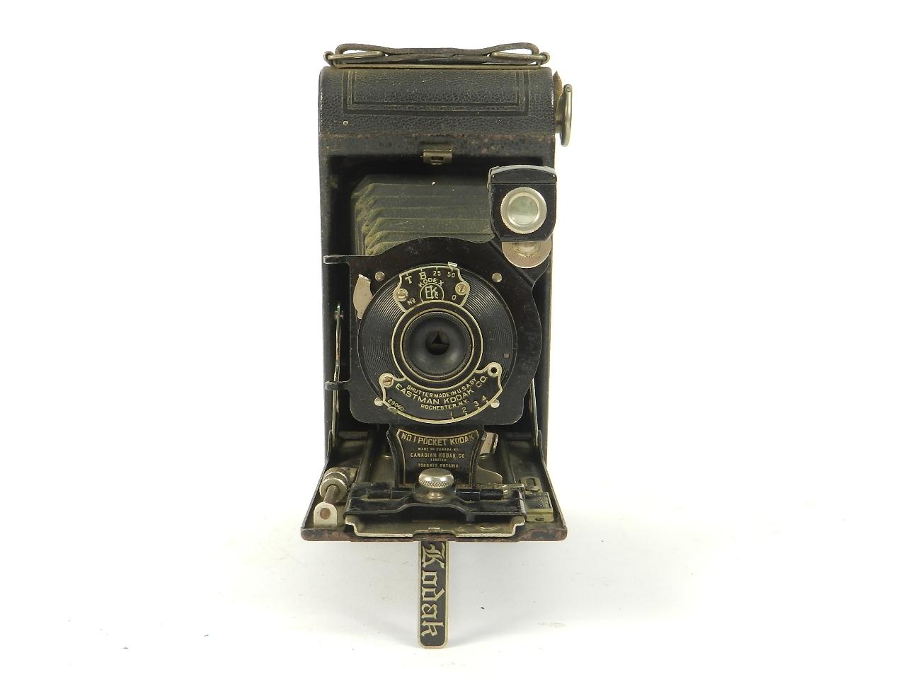 Imagen KODAK No.1 POCKET  AÑO 1920 38119