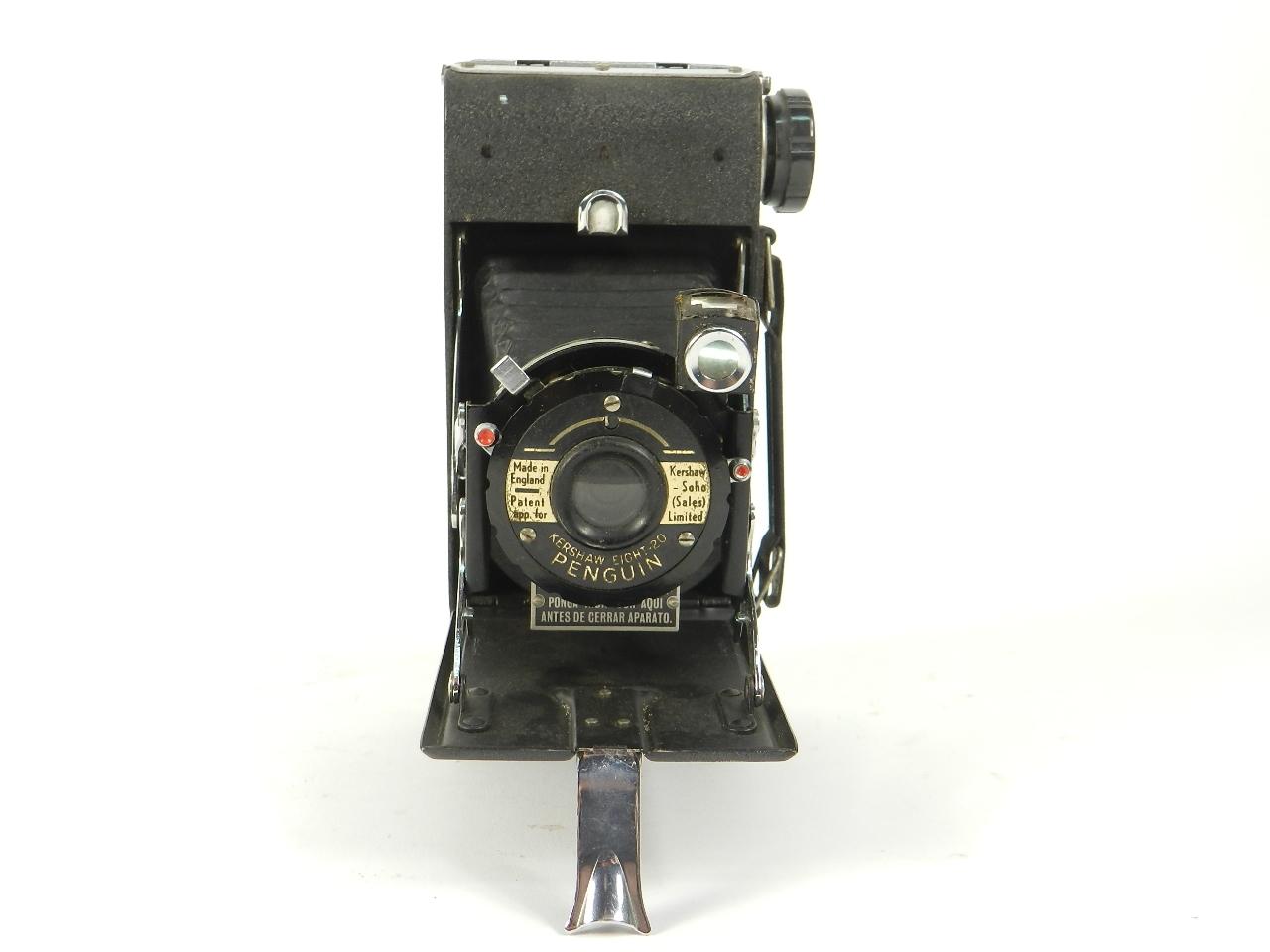 Imagen KERSHAW EIGHT-20 PENGUIN  AÑO 1946 38126