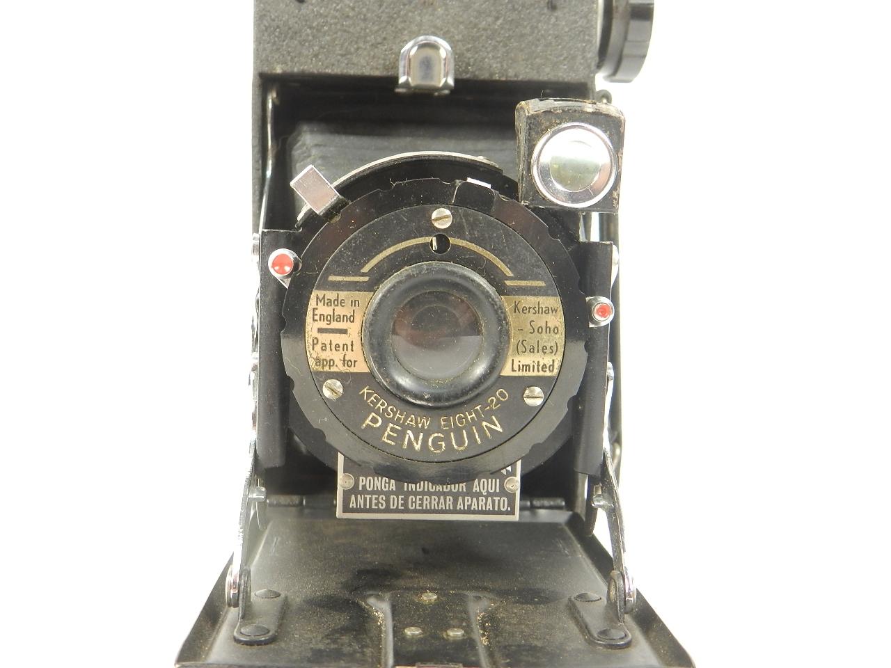 Imagen KERSHAW EIGHT-20 PENGUIN  AÑO 1946 38127